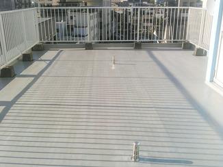 外壁・屋根リフォーム 10年保証で安心の屋上防水工事