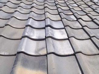 小工事 瓦屋根の雨漏り修繕