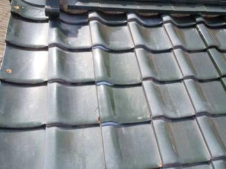 小工事 はがれた・壊れた瓦屋根の修理