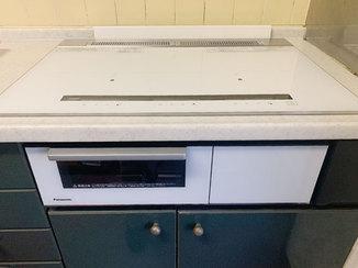 キッチンリフォーム オール電化で安全に使えるようになったキッチン設備と給湯器