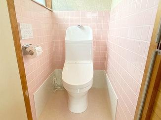 トイレリフォーム 高齢の施設利用者のことを考えた使いやすいトイレ